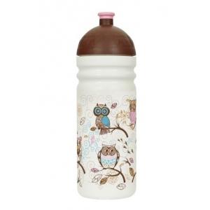 R&B Mědílek V070603 Zdravá lahev Sovičky 0,7 l