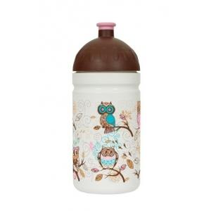 R&B Mědílek V050300 Zdravá lahev Sovičky 0,5 l