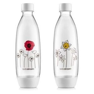 SodaStream Lahev Fuse Květiny v zimě 2Pack 1 l