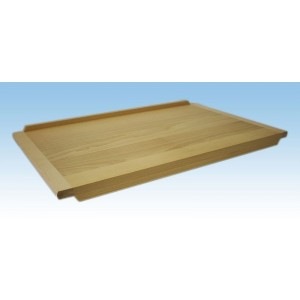 Vál na těsto dřevěný 50x35 cm