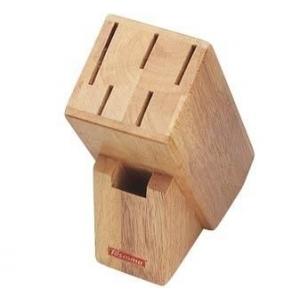 Dřevěný blok na kuchyňské nože 5+1