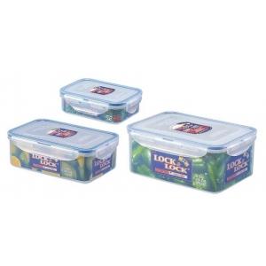 Dóza na potraviny Lock&Lock HPL825S 3ks