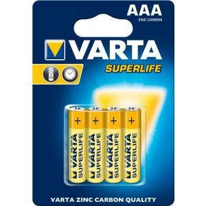 Baterie VARTA Superlife AAA 1ks