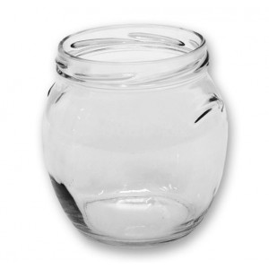 Zavařovací sklenice Amfora 520 ml