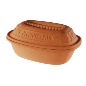 Římský hrnec PATAKI 38 x 26,5 x 18 cm 6 litru