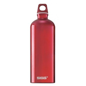 Lahev SIGG Traveller Red 1 l