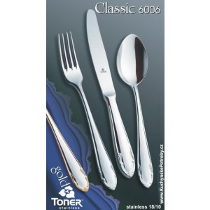 Příbory Classic 24 dílů Toner 6006