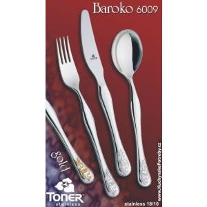 Příbory Baroko 24 dílů Toner 6009