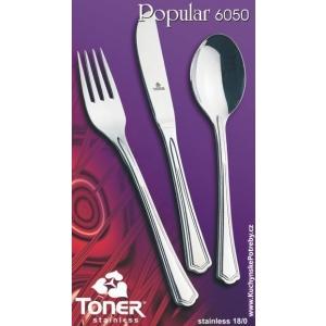 Příbory Popular 24 dílů Toner 6050
