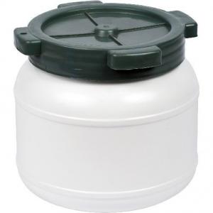 Plastový sud na zelí 10l sud na zelí pH