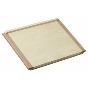Dřevěný vál 53x48 cm