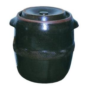 Sud na zelí s víkem ( zelák ) keramický 30 litrů