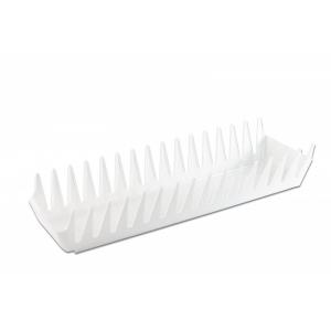Plastový stojan - odkapávač na talíře