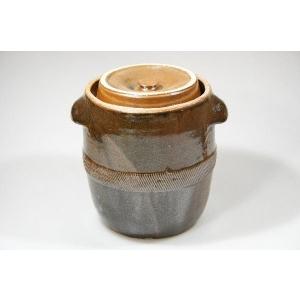 Sud na zelí s víkem ( zelák ) keramický 10 litrů