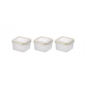 Tescoma mini dóza Freshbox, 3 ks čtvercová (892048)