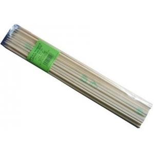 Dřevěné špejle hranaté 4x4x300 mm