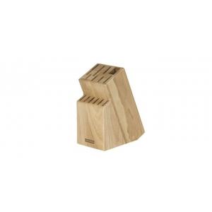 Dřevěný blok na kuchyňské nože 8+6